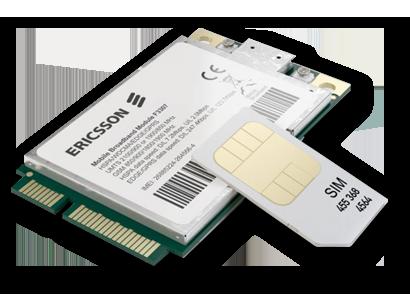 KEYNUX - Durabook S15AB - Pré-équipement UMTS/HSPA+ 3G ou 4G mobile